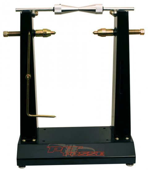 Deluxe Tire & Wheel Balancing Stand