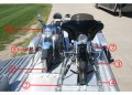 Condor Twin Bike SC2000 Trailering Package