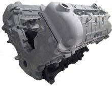 Mock Up Foam Engine Blocks