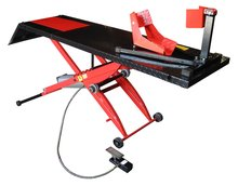 Motorcycle Lift – Automotive Lift Tables   Redline Stands