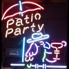 Patio Party Neon Sign