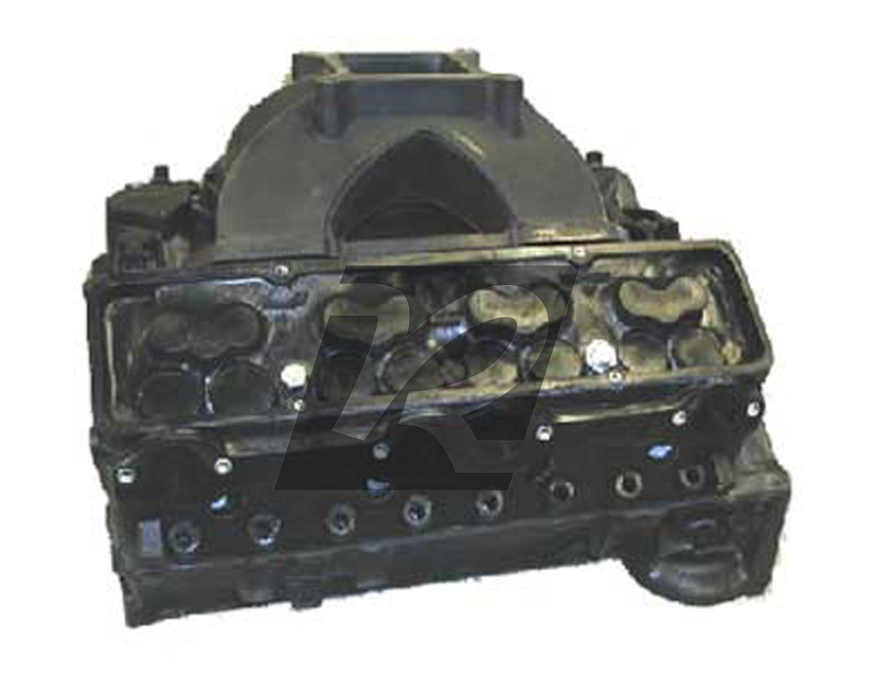 P-Ayr Chevy 18 Degree Engine w/Heads & Intake - FREE SHIPPING