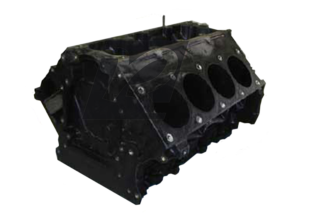 P-Ayr Chevy Small Block LS1 Mock-Up Engine Block - FREE SHIPPING