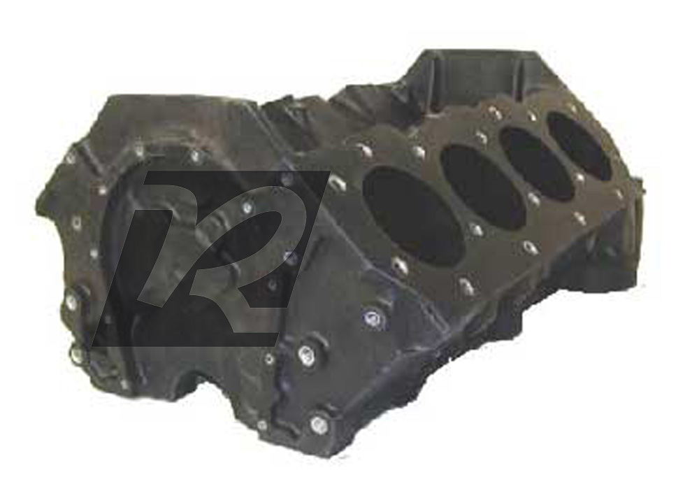 P-Ayr Chevy Big Short Block w/ Non Removable Heads - SHIPS FREE
