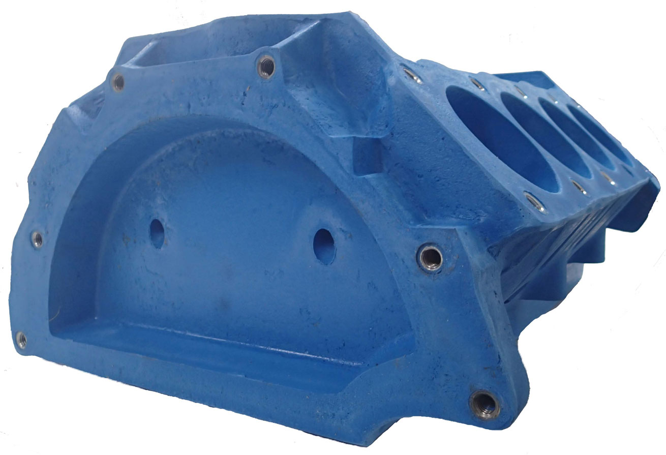 P-Ayr Ford Small Short Block Windsor - FREE SHIPPING