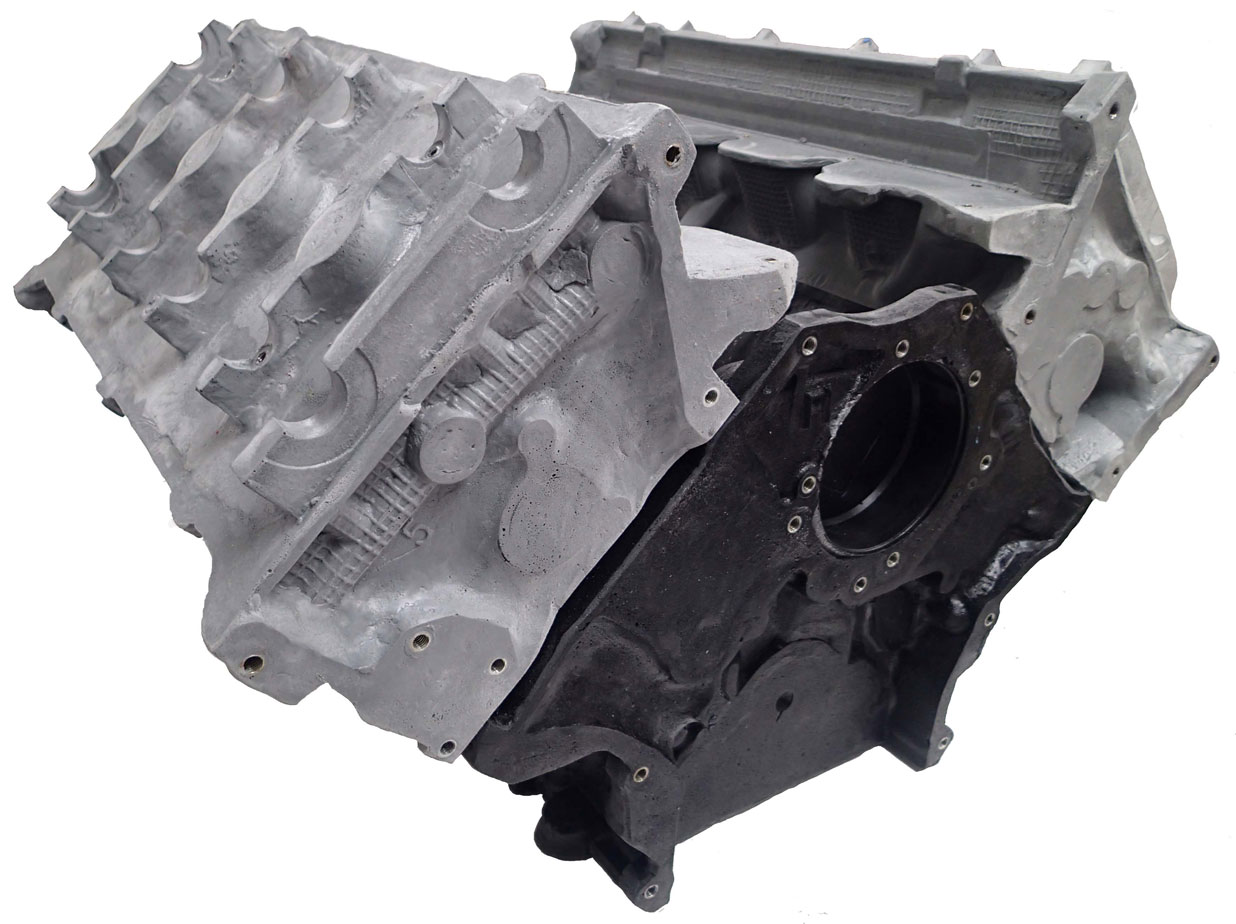 P-Ayr Ford 4.6 OHV Single Cam Long Block - FREE SHIPPING