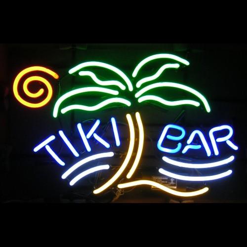 Tiki Bar Neon Sign