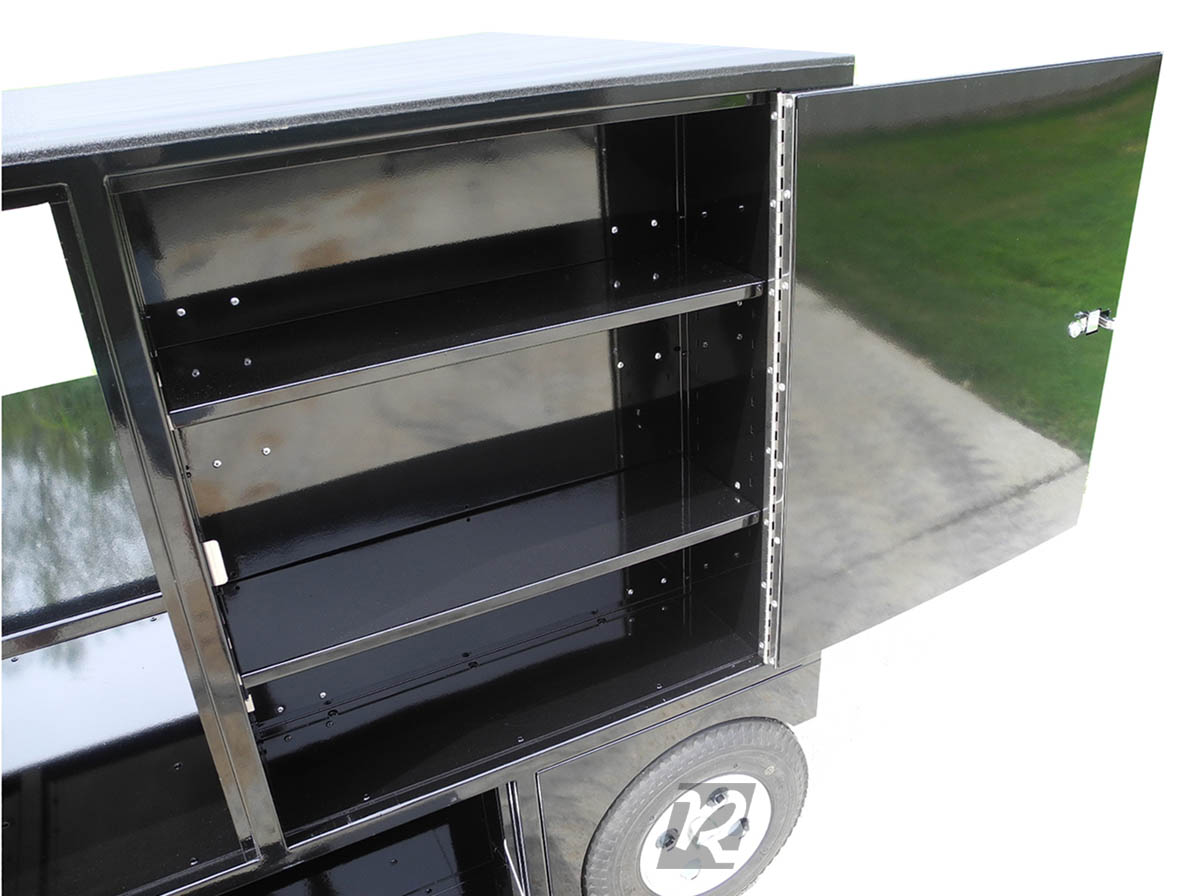 Spray On Bedliner Cost >> NEW RSR NASCAR Pit Box Pitbox Rolling Portable Racing