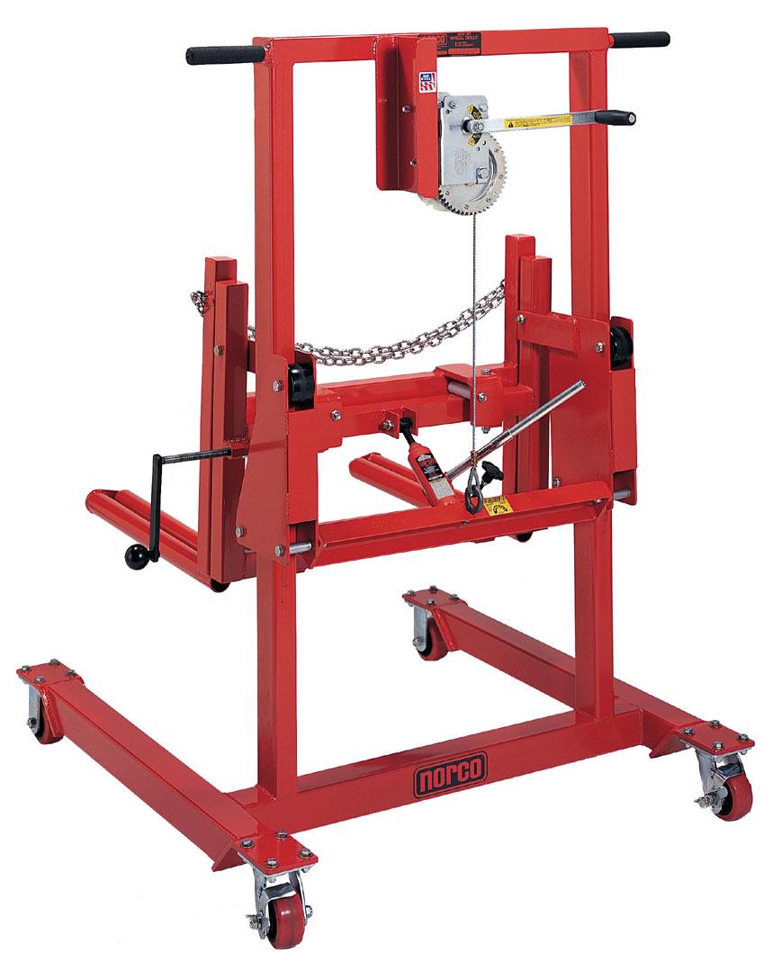 norco usa   ton high lift wheel dolly  shipping
