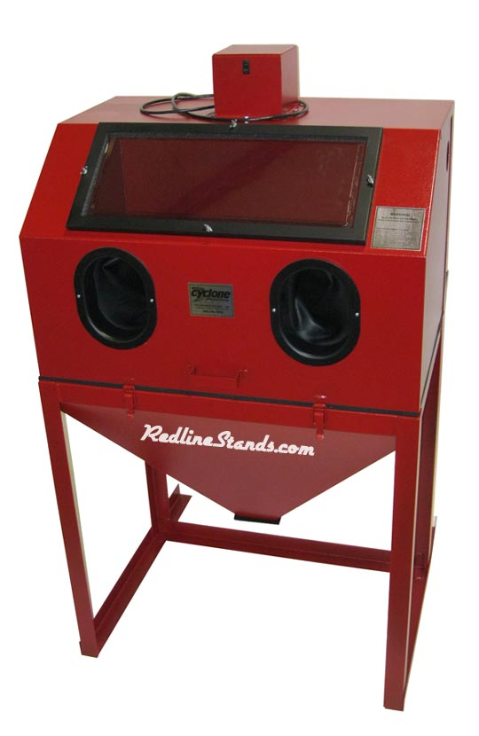 Cyclone FT3624 Abrasive Sand Blasting Cabinet FREE SHIPPING