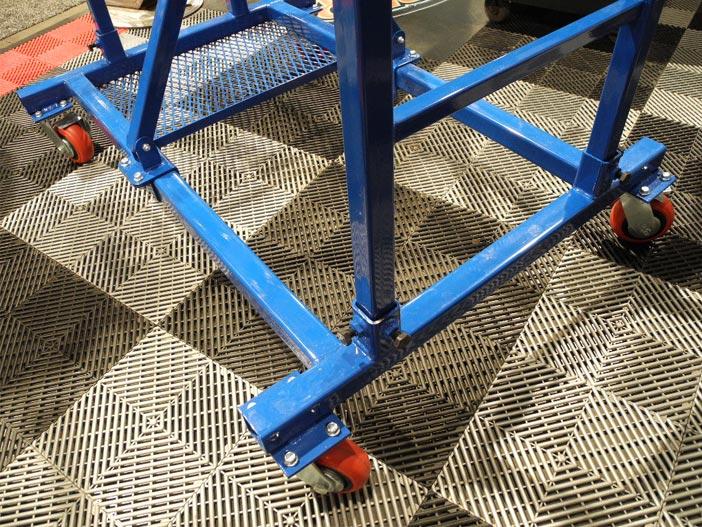 NEW AutoTwirler Auto Twirler Engine Run Running Dyno Test Testing Tuning Stand | eBay