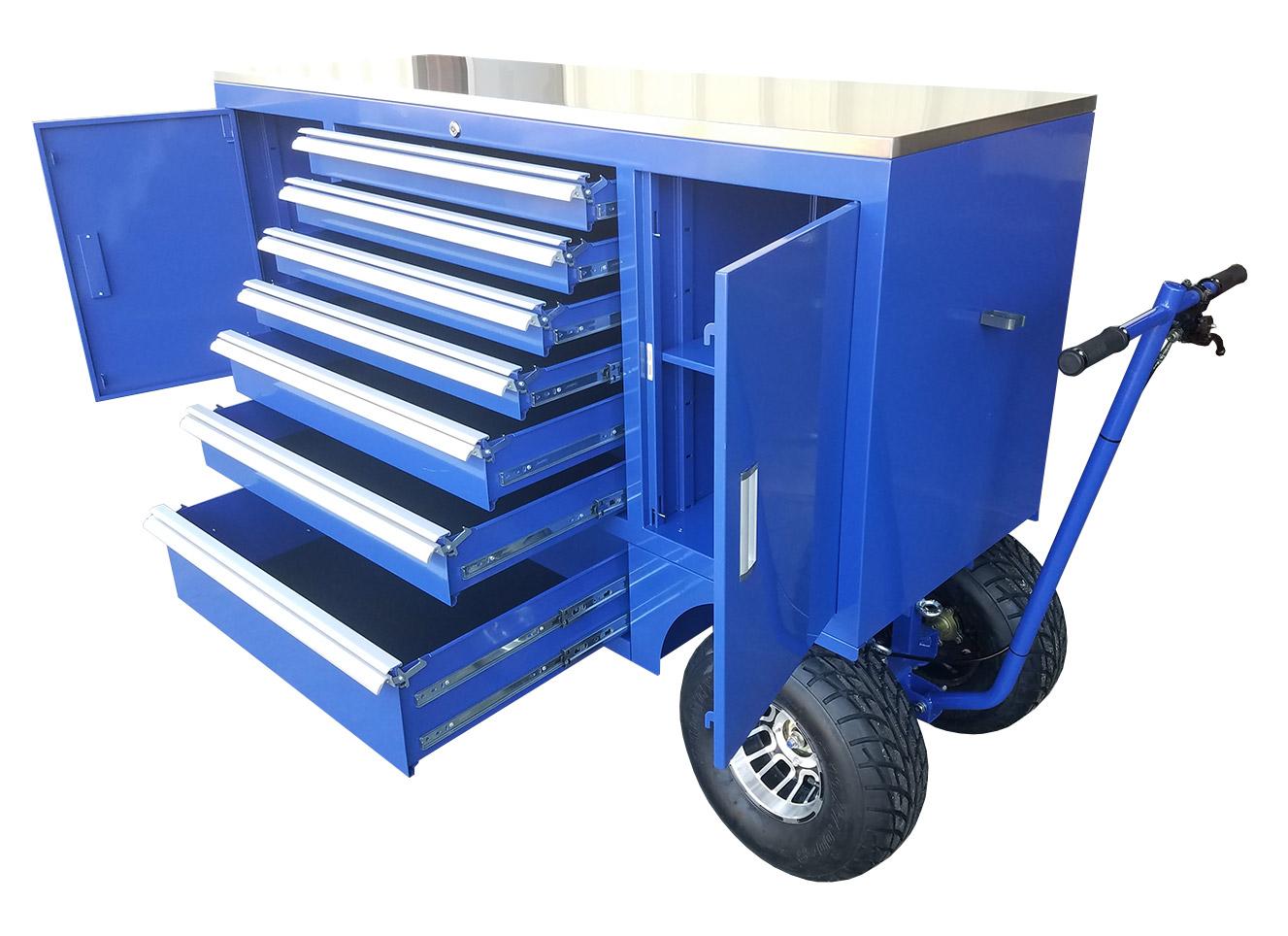 Extreme tools pit box wagon cart free shipping