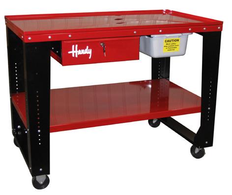 New Handy Industries Deluxe Steel Tear Down Work Bench