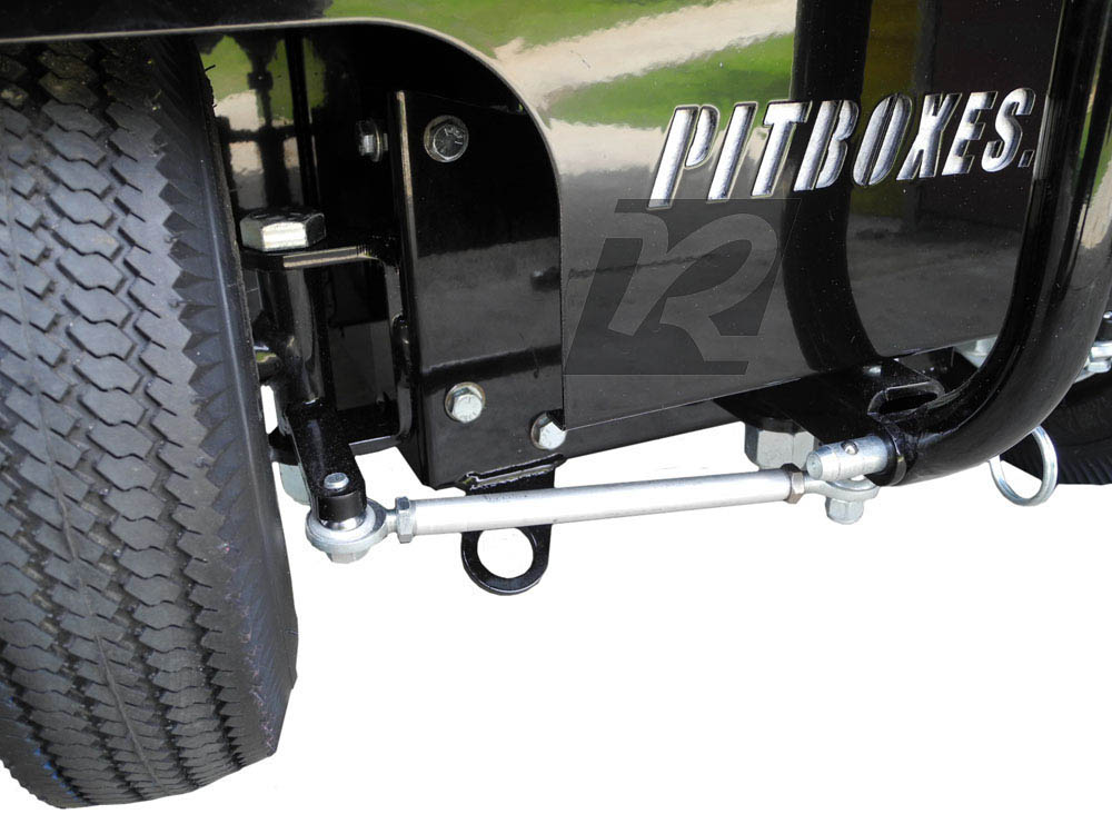 New Rsr Nascar Pit Box Pitbox Rolling Portable Racing