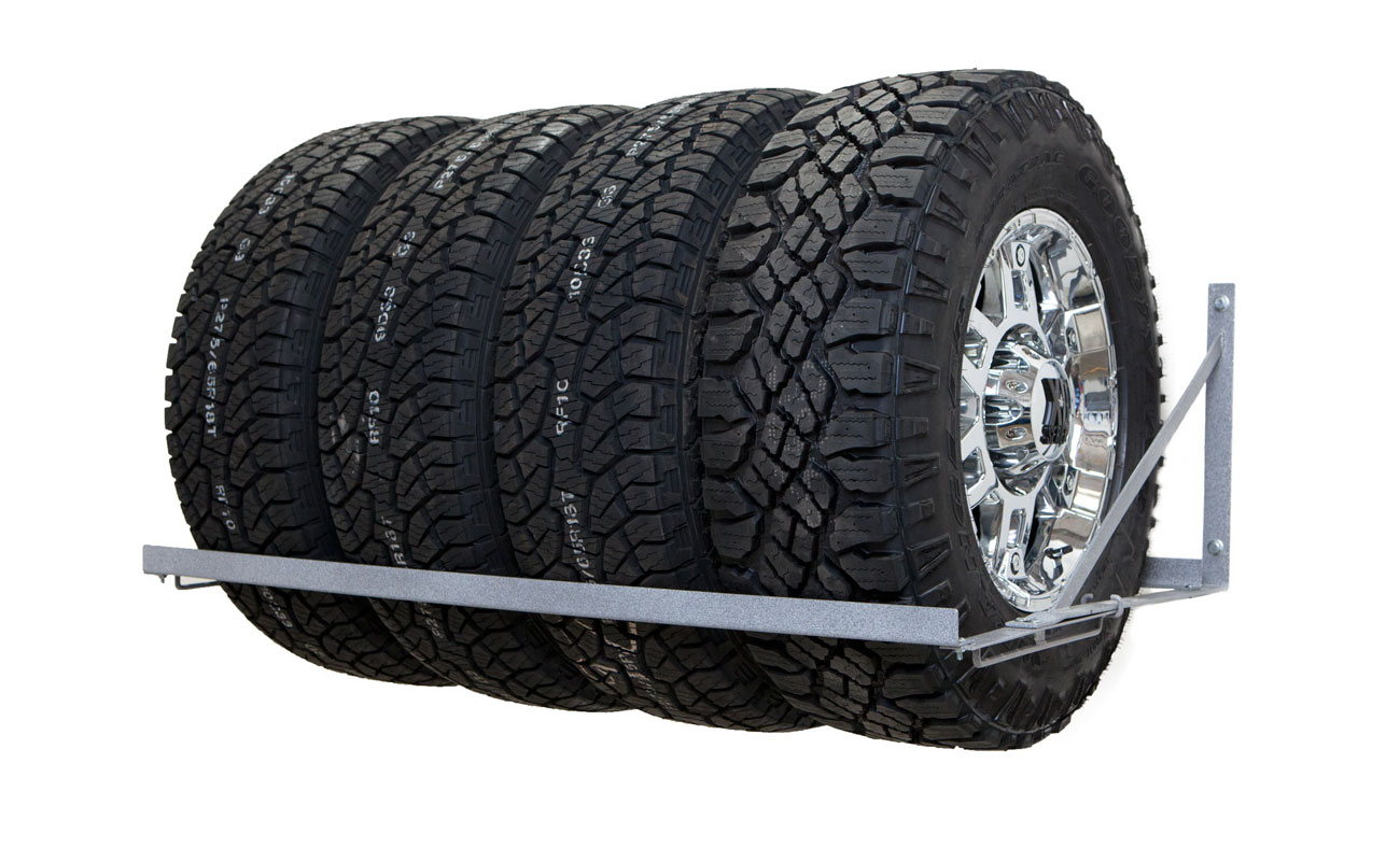 monkeybar tire storage rack free shipping. Black Bedroom Furniture Sets. Home Design Ideas