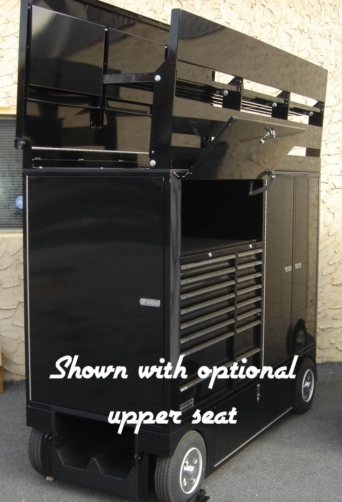 new rsr nascar pit box pitbox rolling portable racing toolbox cart kart tool box ebay. Black Bedroom Furniture Sets. Home Design Ideas