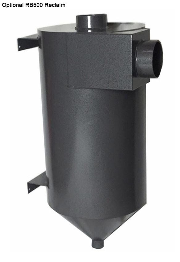 blast cabinet for Vibrator