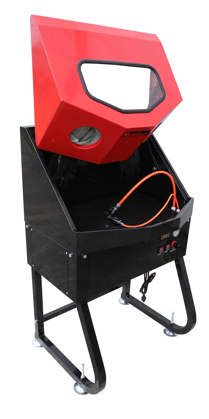 Redline 3 Gallon Heated Air Powered Parts Washer Free