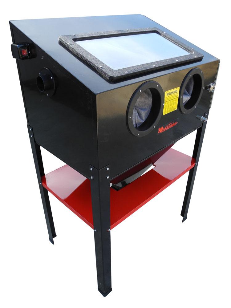NEW Redline RE-36 Series Abrasive Sand Blaster Blast Cabinet Glass ...