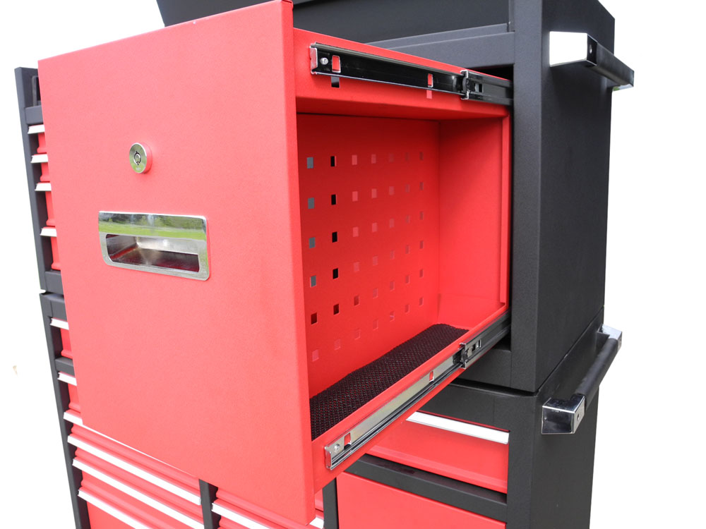redline engineering re16d mechanics tool box clearance pricing free shipping. Black Bedroom Furniture Sets. Home Design Ideas
