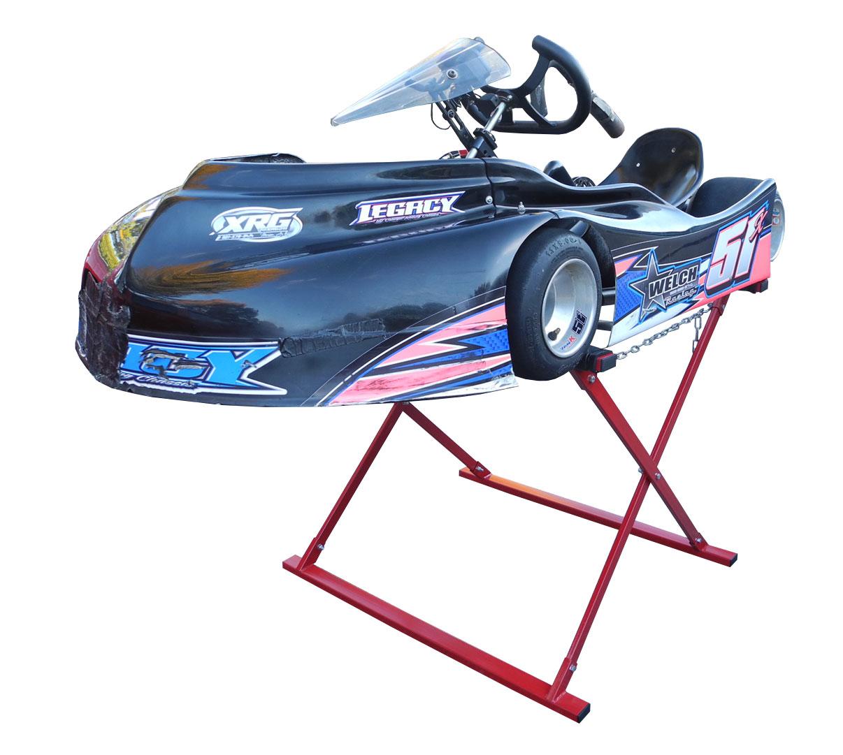 Redline Folding Go Kart Stand - CLEARANCE
