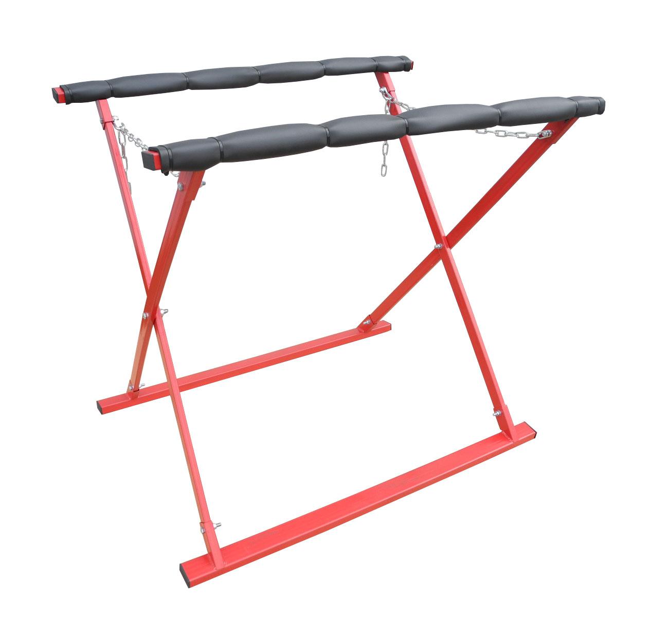 redline folding go kart stand free shipping. Black Bedroom Furniture Sets. Home Design Ideas