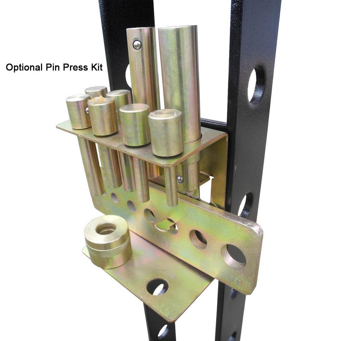Redline 50 Ton Air Hydraulic Shop Press Free Shipping