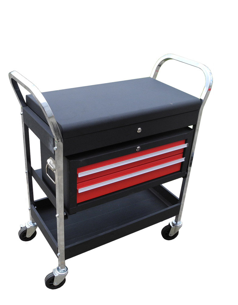 Redline Rerc1 Roll Cart Tool Box Clearance Free Shipping