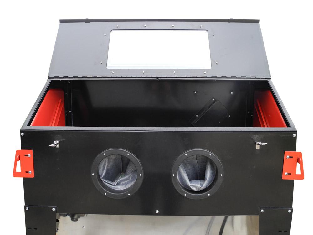 Redline Sand Blast Cabinet Dust 28 Images Redline Re48 Abrasive Sand Blasting Cabinet Free
