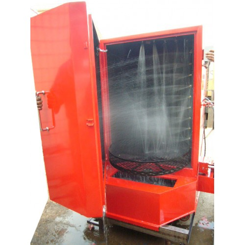 Lift Gate Repair >> Standard STW-750 Spray Wash Cabinet - FREE SHIPPING
