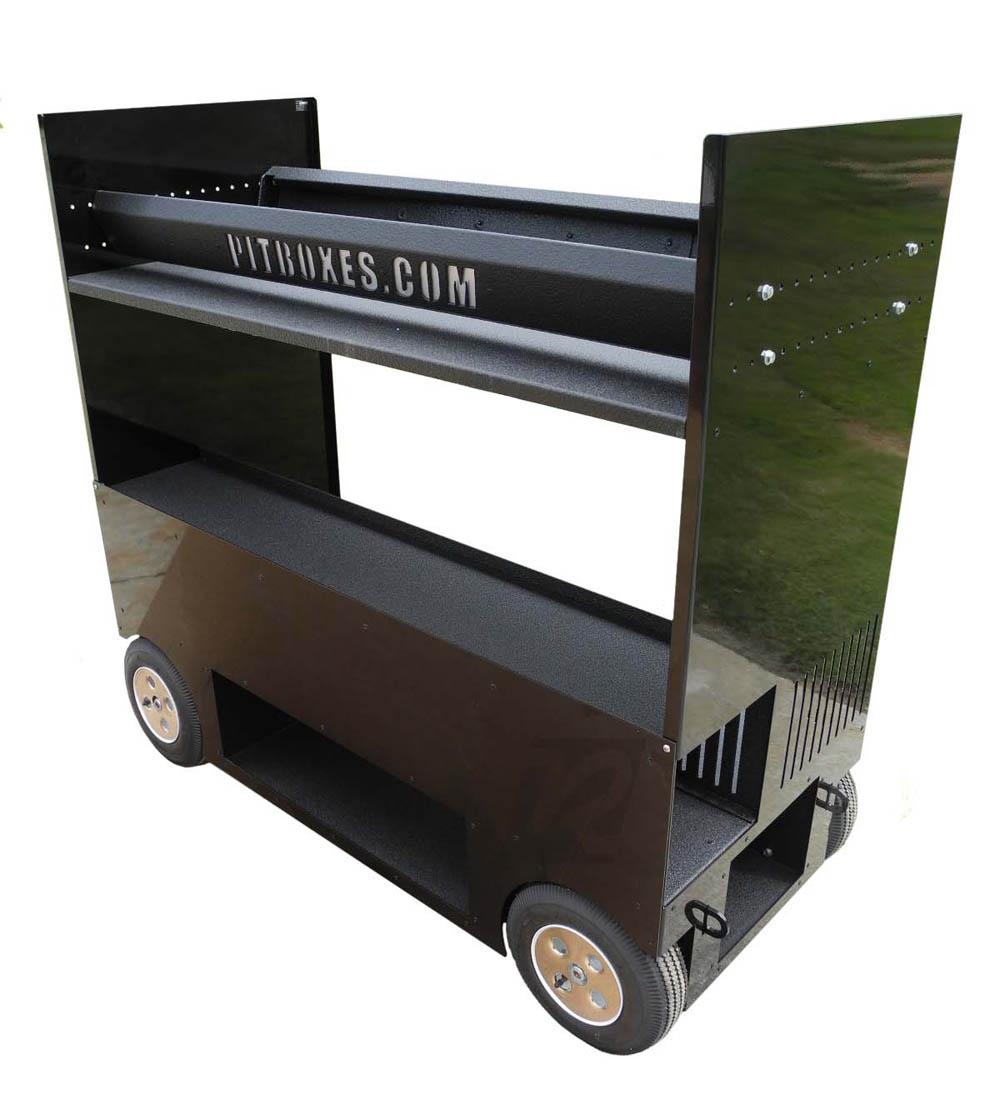 Rolling Tire Storage Rack >> RSR Pit Box Pitbox Rolling Portable Racing Toolbox Cart Kart Tool box Tire Rack | eBay