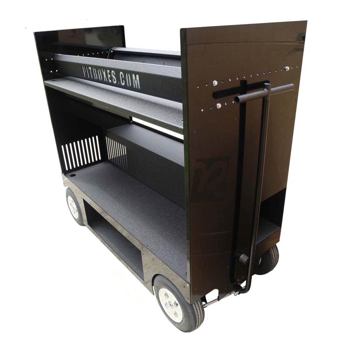 RSR Pit Box Pitbox Rolling Portable Racing Toolbox Cart ...