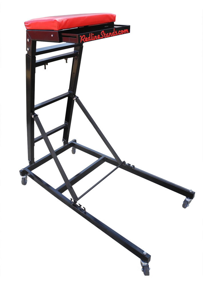 New Redline Engineering Rolling Top Side Folding Stand