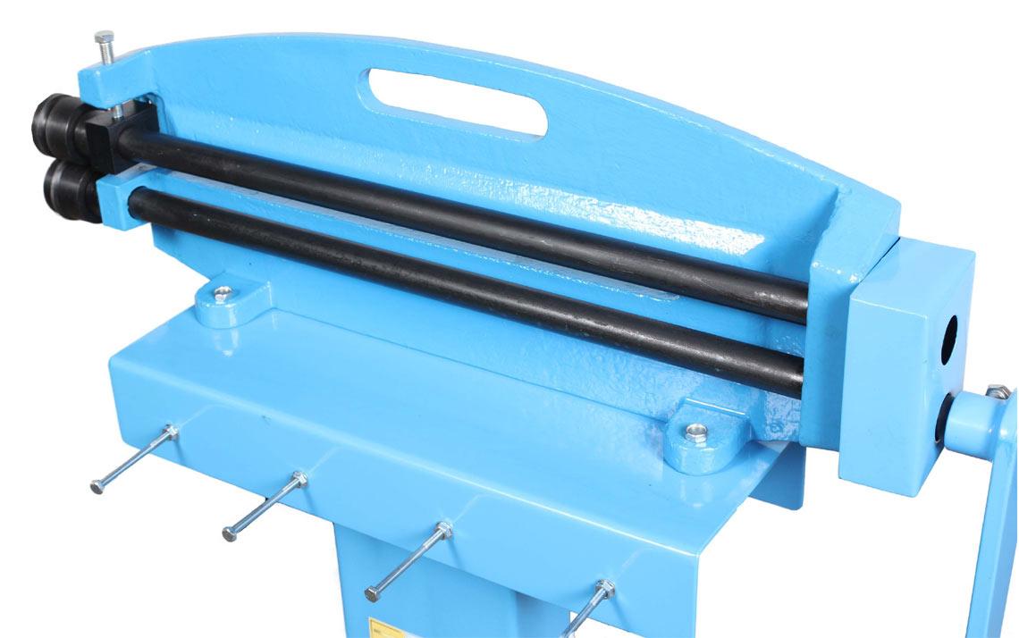 Tractor Tool Tube : Woodward fab heavy duty cast iron manual bead roller