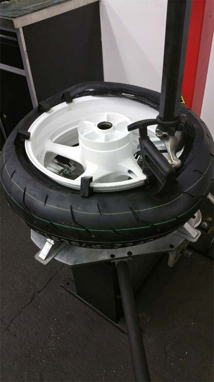 manual tire changer for sale