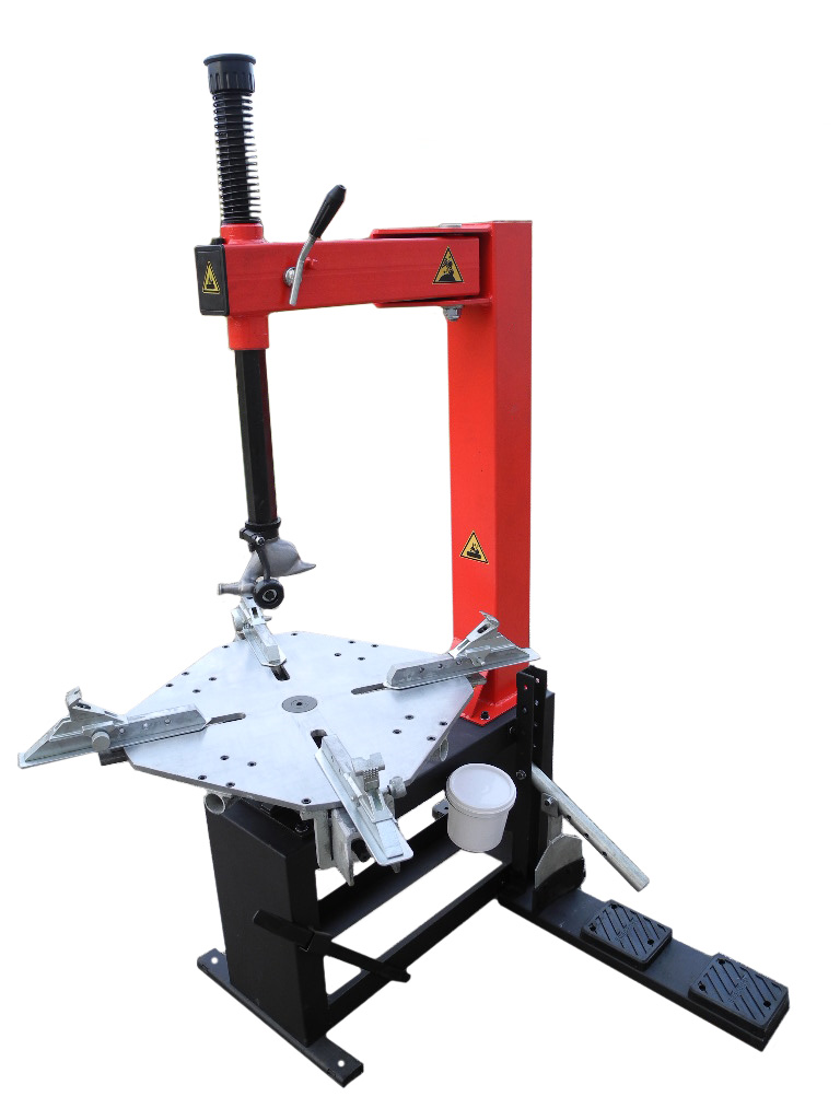 tire machine and balancer and lift combo