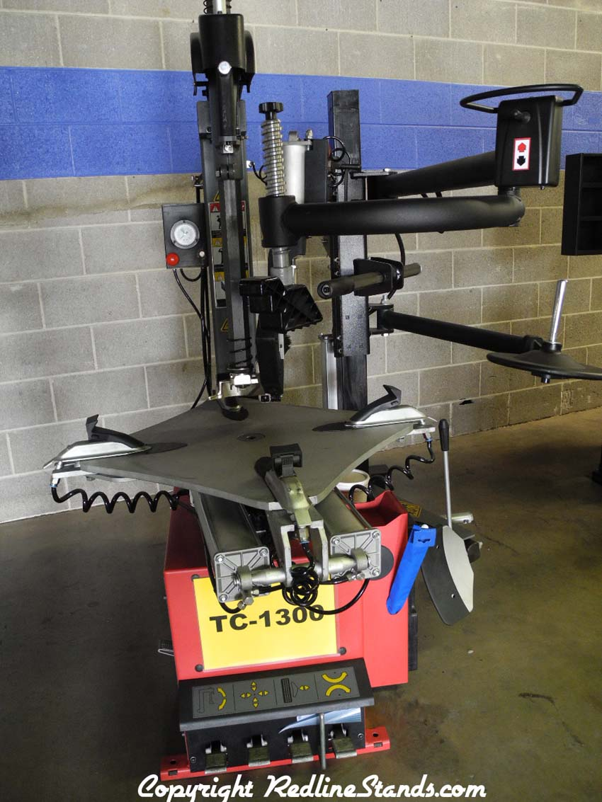 kernel tc leverless automotive bike wheel tire changer changing machine ebay