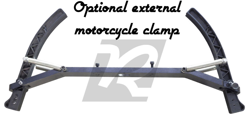 New Titan Automotive Motorcycle Tire Change Kit Changer