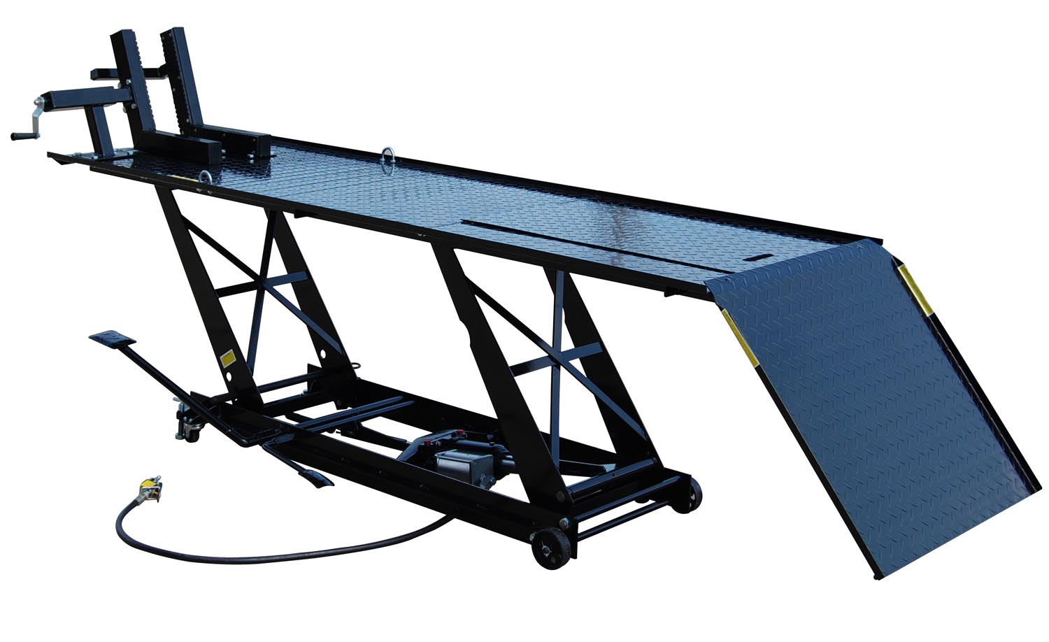 Titan 1000L Light Duty Motorcycle Lift Table - FREE SHIPPING