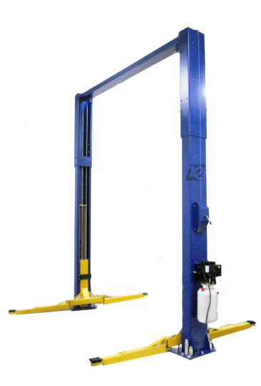 Triumph 11K 2 Post Lift with Single Side Release - SHIPS FREE