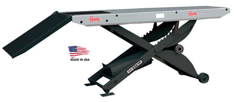 Handy B.O.B. 1500 Lift Table with Vise - AMERICAN MADE
