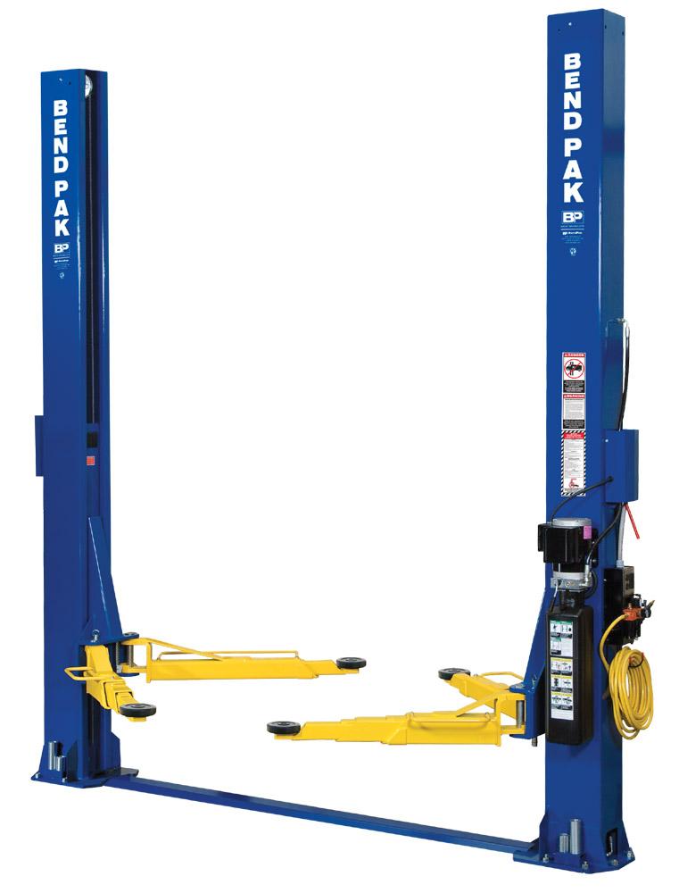 Bendpak Xpr 9 Bendpak 9 000 Lb Capacity Floor Plate Chain