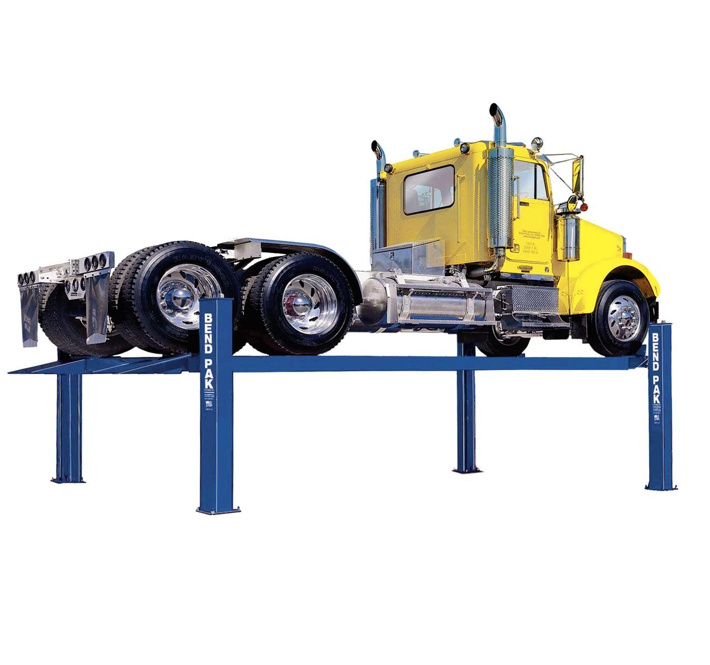 BendPak HDS-35 4 Post 35K Auto Lift
