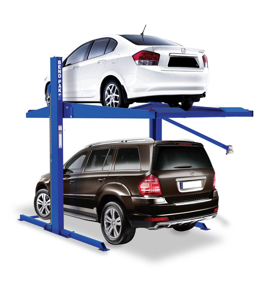 BendPak PL-7000XR 2 Post Parking Lift - FREE SHIPPING