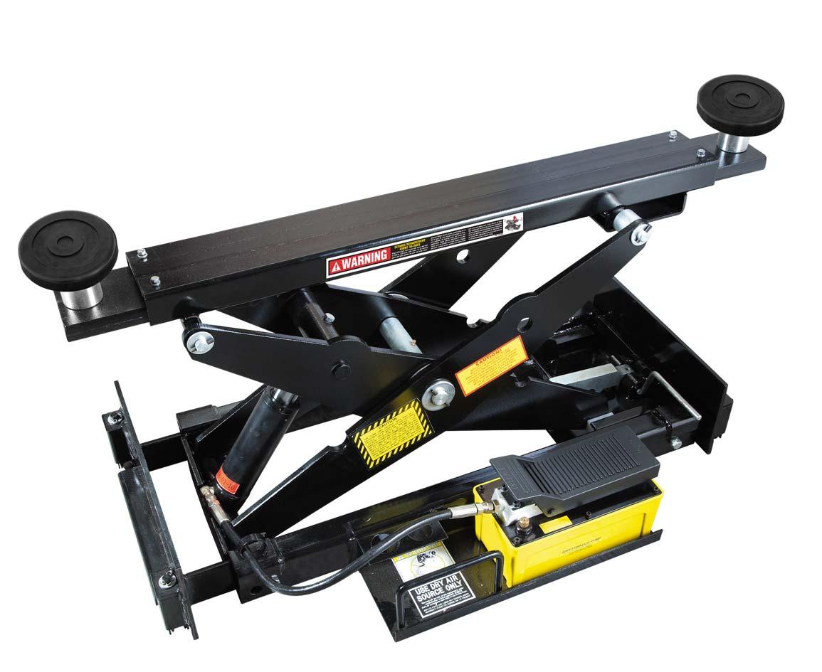 Automotive Lifts And Jacks : New bendpak rj automotive vehicle car truck hydraulic