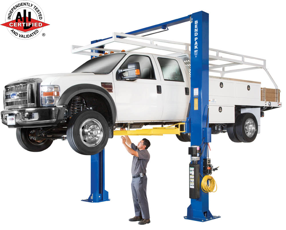 BendPak XPR-18C Two Post 18K Auto Lift - FREE SHIPPING