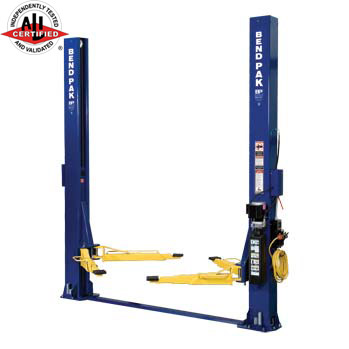 BendPak XPR-9D 2 Post Lift - FREE SHIPPING