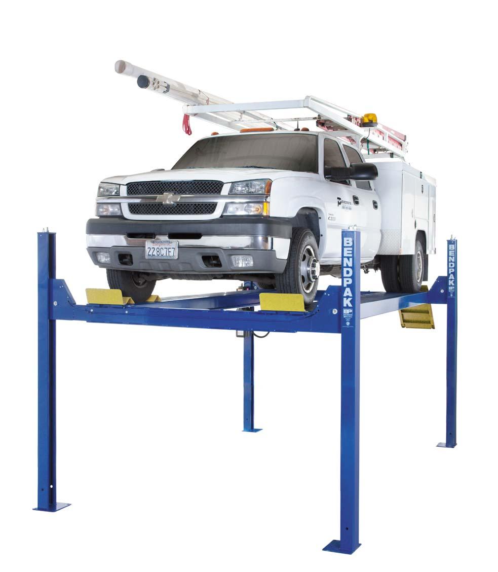 NEW BendPak HD-14T Truck Vehicle Automotive Car Storage