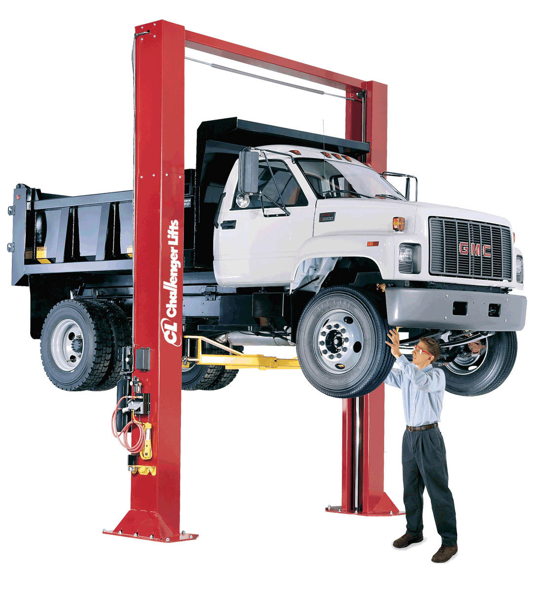 Challenger 15K 2 Post Auto Lift ALI Certified FREE SHIPPING