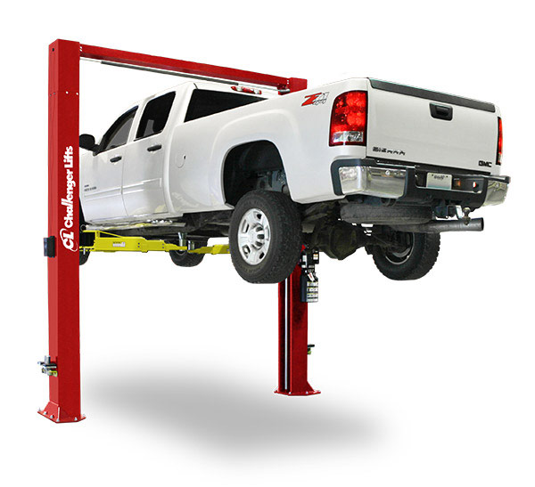 Challenger CL12 2 Post Auto Lift ALI Certified FREE SHIPPING